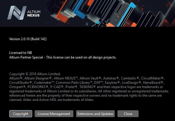 Altium Nexus 2.0.10破解版