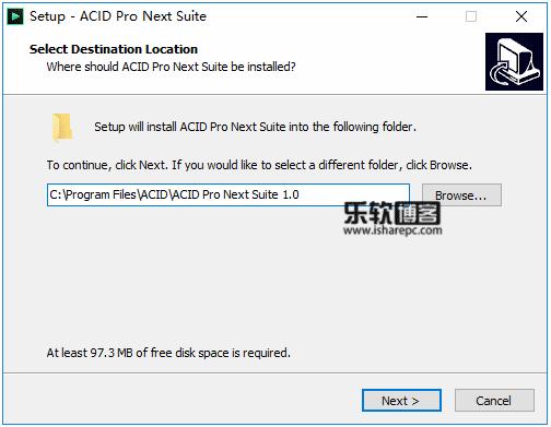 MAGIX ACID Pro Next Suite 1.0.1.17破解补丁