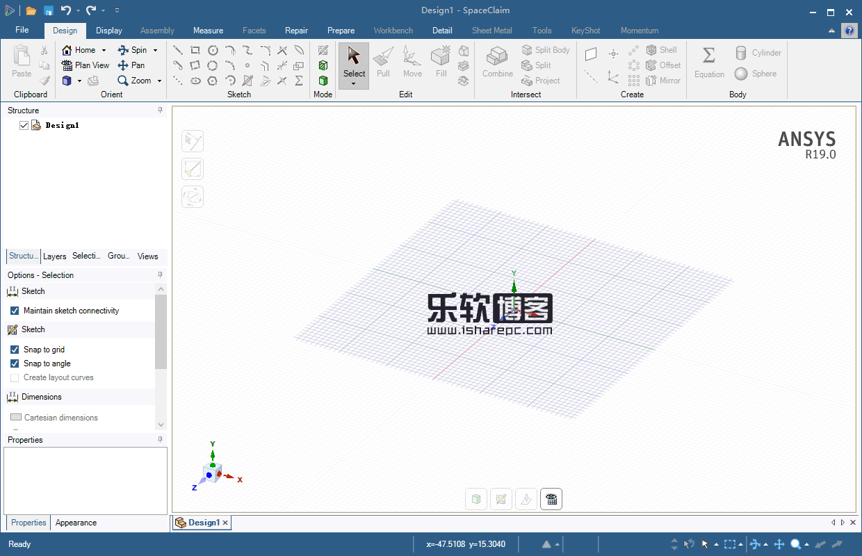 ANSYS Products 19.1破解版