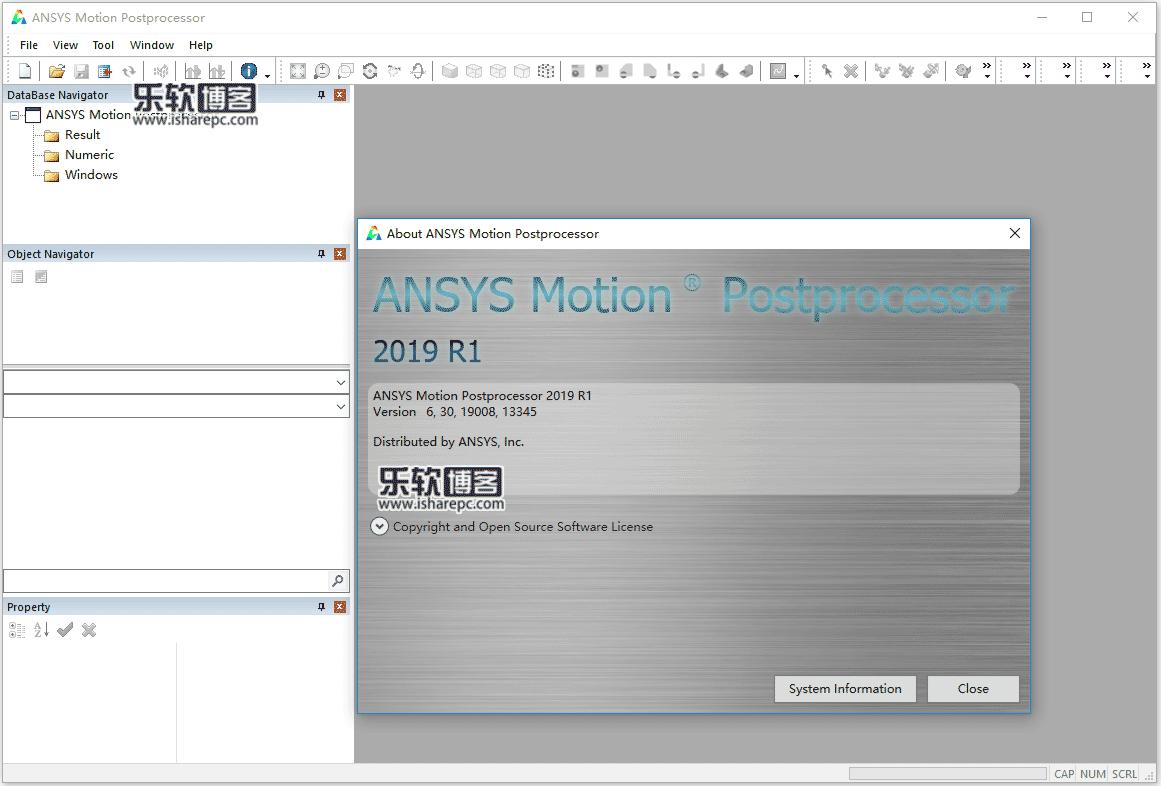 ANSYS Motion 2019R1破解版