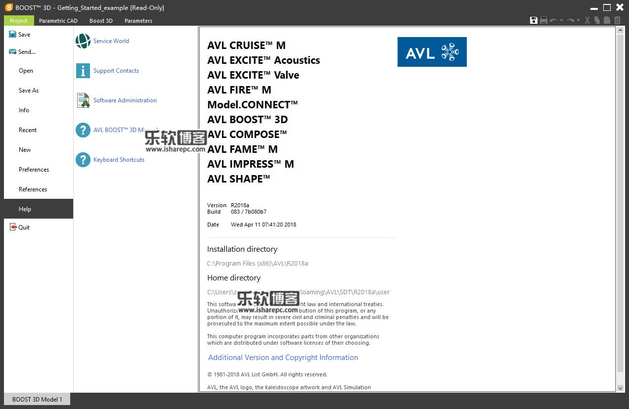 AVL Simulation Suite 2018a破解版