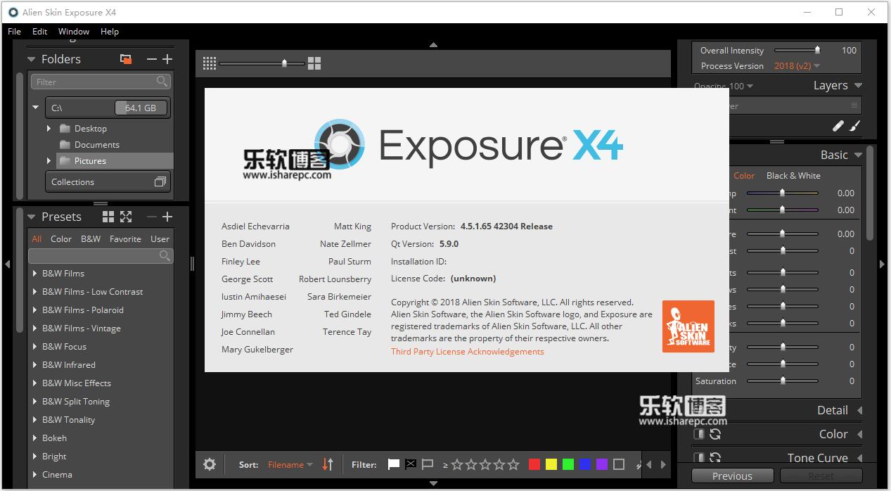 Alien Skin Exposure X4 v4.5.2破解版