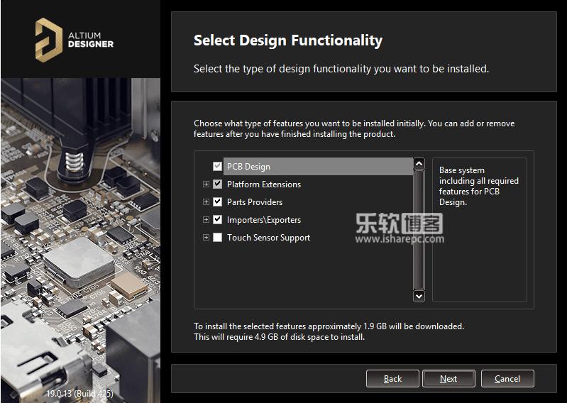 Altium Designer beta 19.0.13