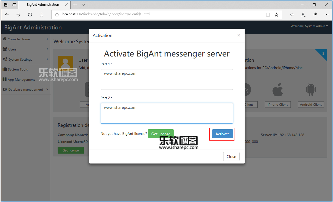 BigAnt Office Messenger 5.2