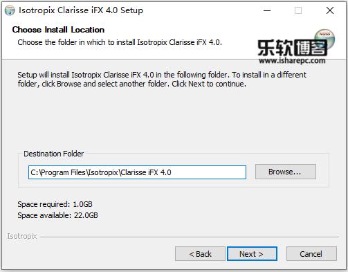 Isotropix Clarisse iFX 4.0