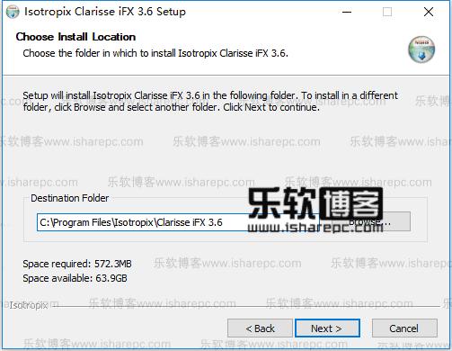 Isotropix Clarisse iFX v3.6安装