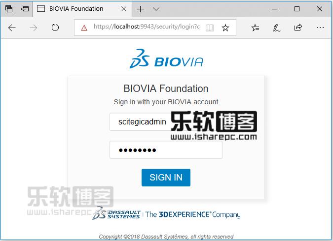 BIOVIA Discovery Studio 2016
