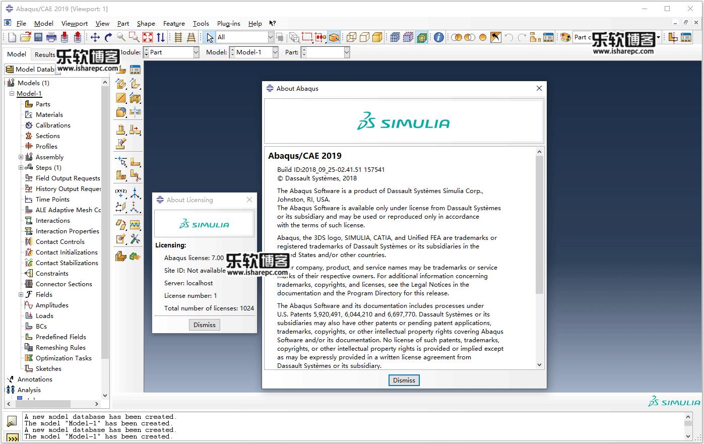 DS SIMULIA Suite 2019破解版