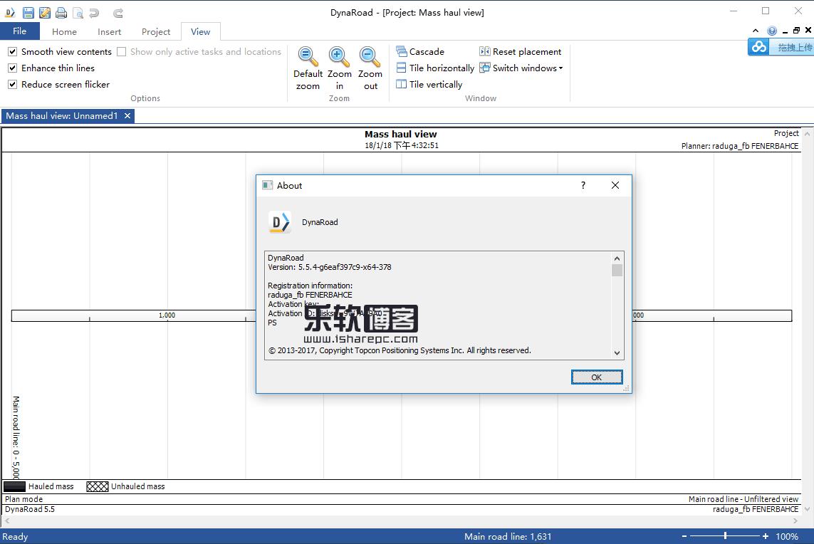 Topcon DynaRoad v5.5.4 破解版