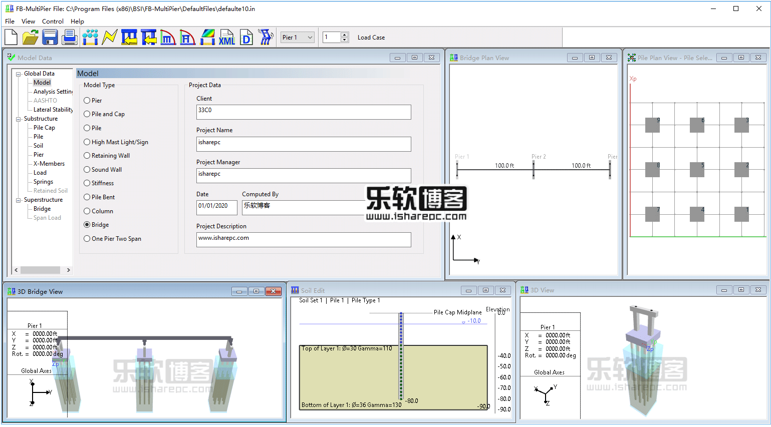 BSI FB-MultiPier 5.4破解版