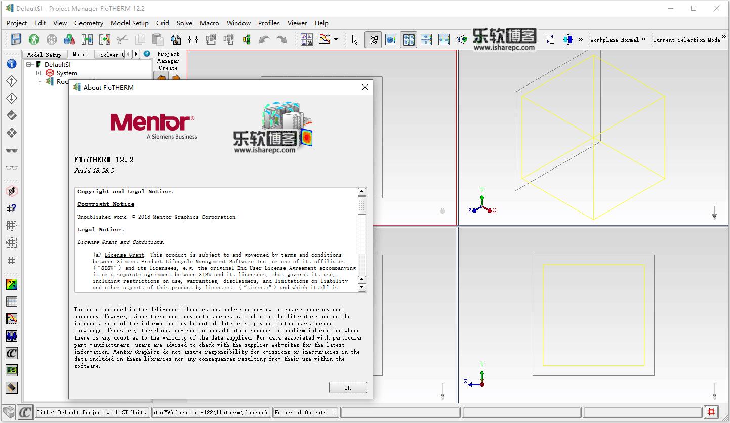 FloTHERM 12.2破解版