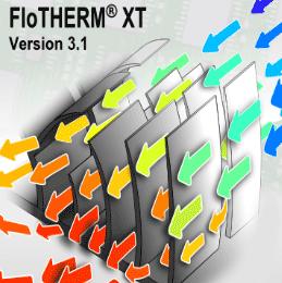 Mentor Graphics FloTHERM XT 3.2破解版