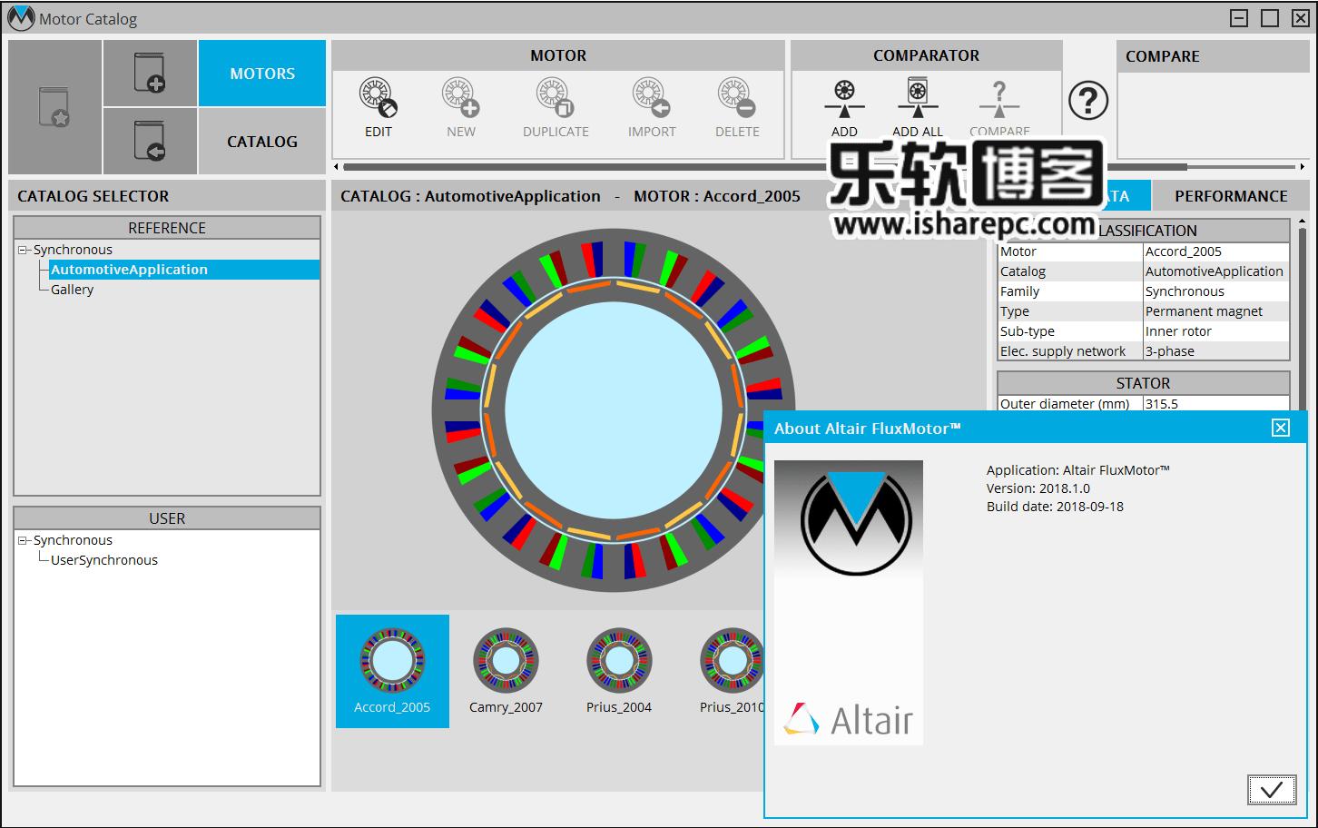 Altair FluxMotor 2018.1.0破解版