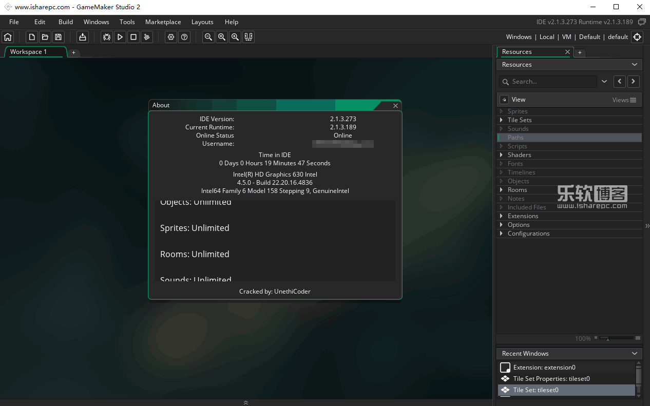 GameMaker Studio2 Crack破解版