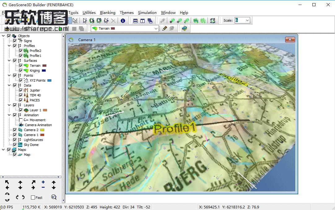 I-GIS GeoScene3D 10.0.12.514