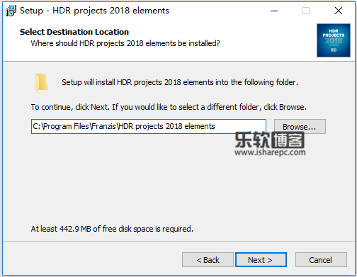 Franzis HDR projects 2018 elements v6.64.02783