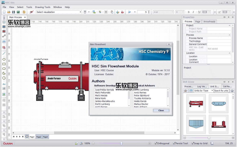 Outotec HSC Chemistry v9.3.0.9破解版
