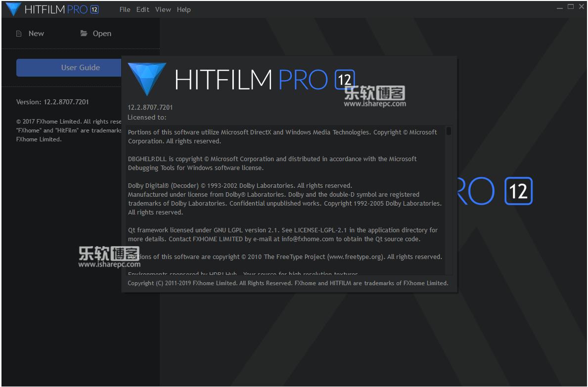 HitFilm Pro 12破解版