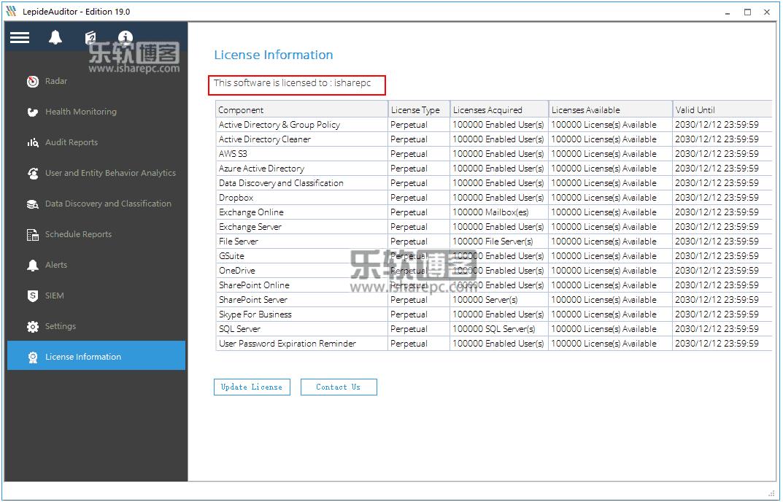 Lepide Auditor Suite 19.0破解版