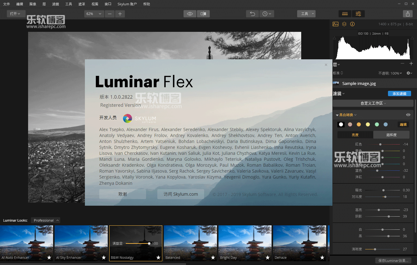 Luminar Flex 1.0破解版