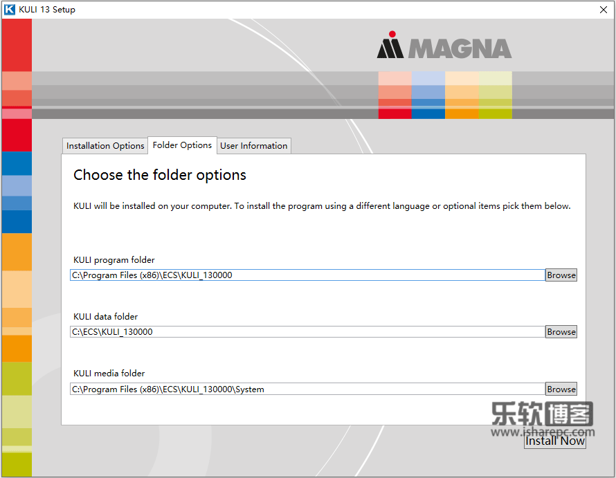 MAGNA KULI 13.0