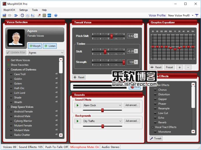 MorphVOX Pro 4.4.78破解版