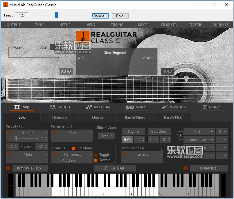 MusicLab RealGuitar 5.0.2.7424破解版