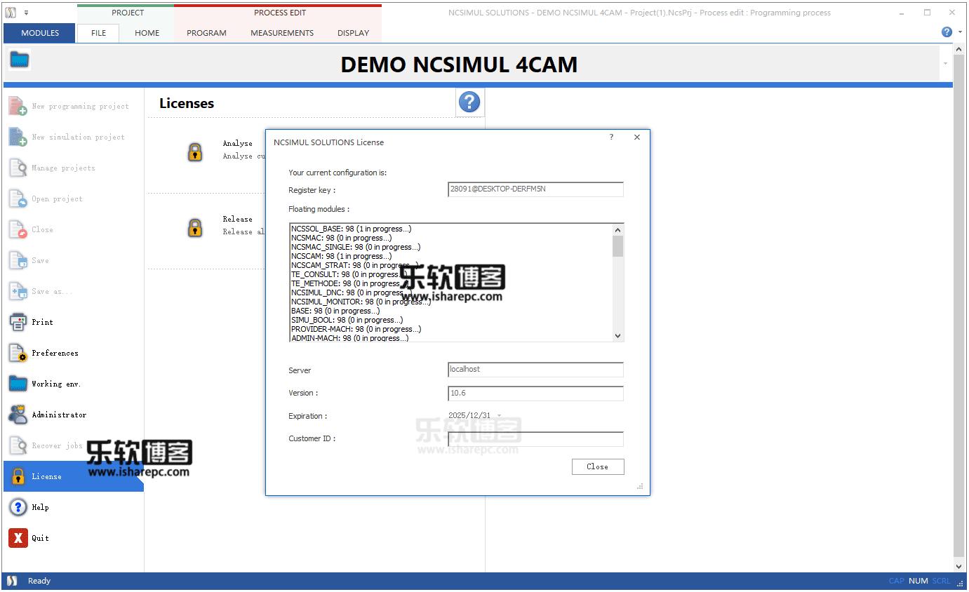 NCSIMUL Solutions 2018 R2.2破解版
