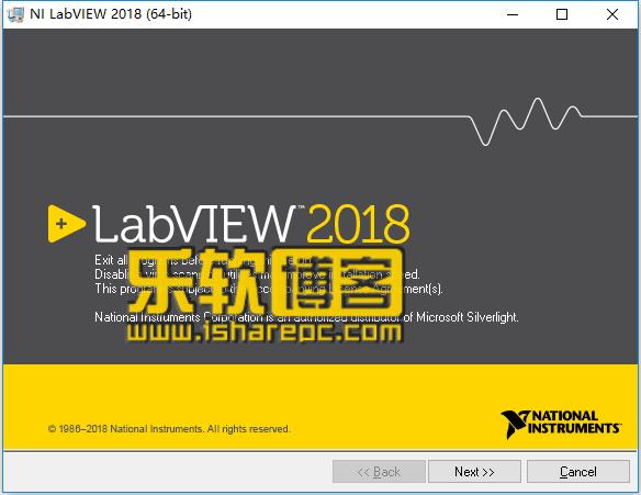 NI LabView 2018破解版