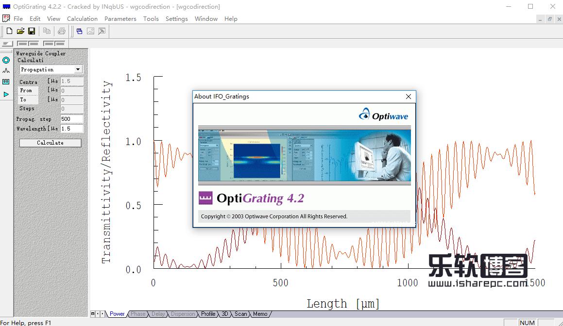 OptiGrating v4.2.2破解