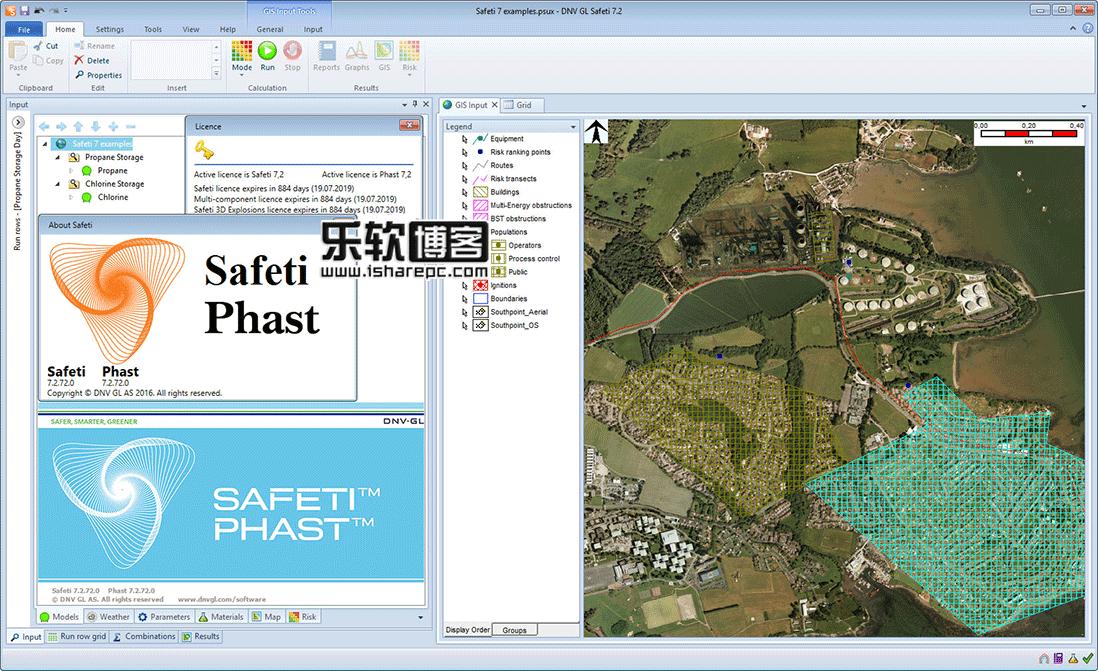 DNV GL AS Phast & Safeti 7.2破解版