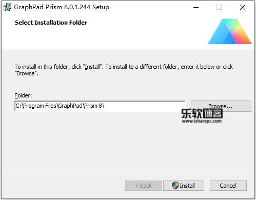 GraphPad Prism 8.0.1安装