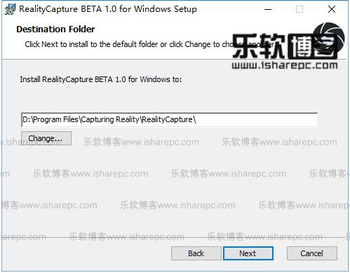 RealityCapture v1.0.2安装
