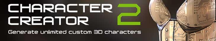 Reallusion Character Creator 2.3.2破解版