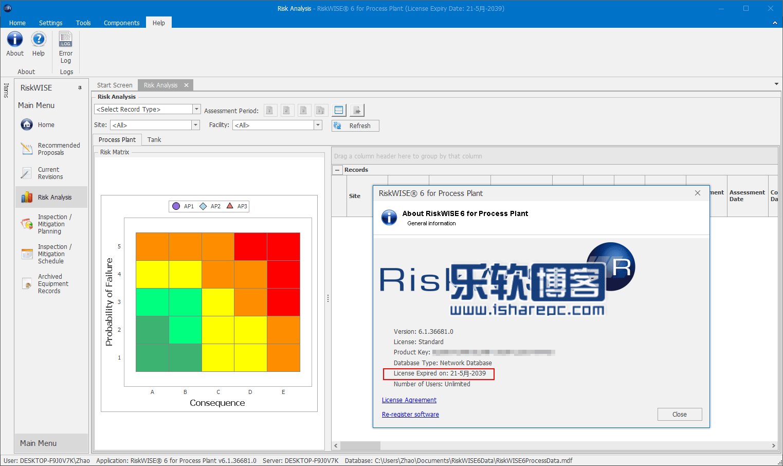 TWI RiskWise 6破解版