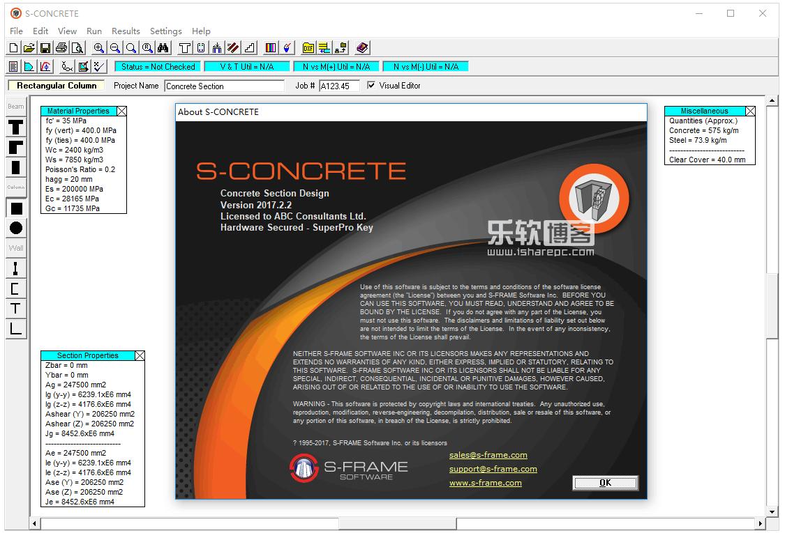 S-CONCRETE