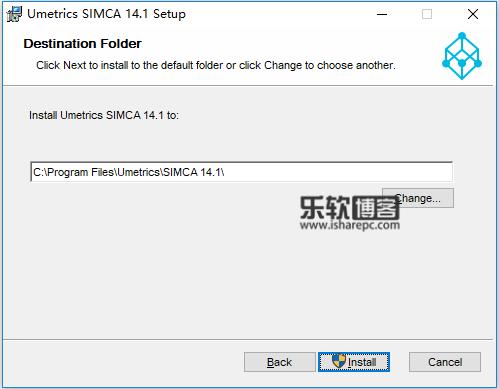 Umetrics SIMCA 14.1安装