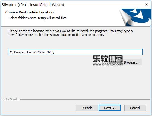 SIMetrix 8.20a破解版