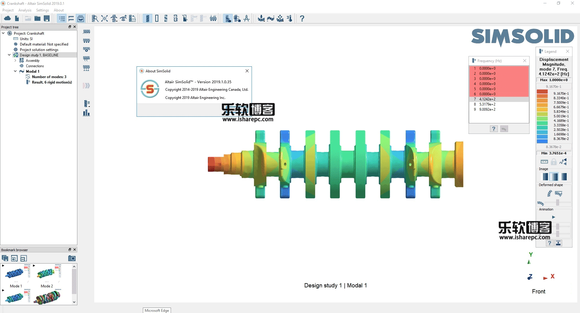 Altair SimSolid 2019.1破解版