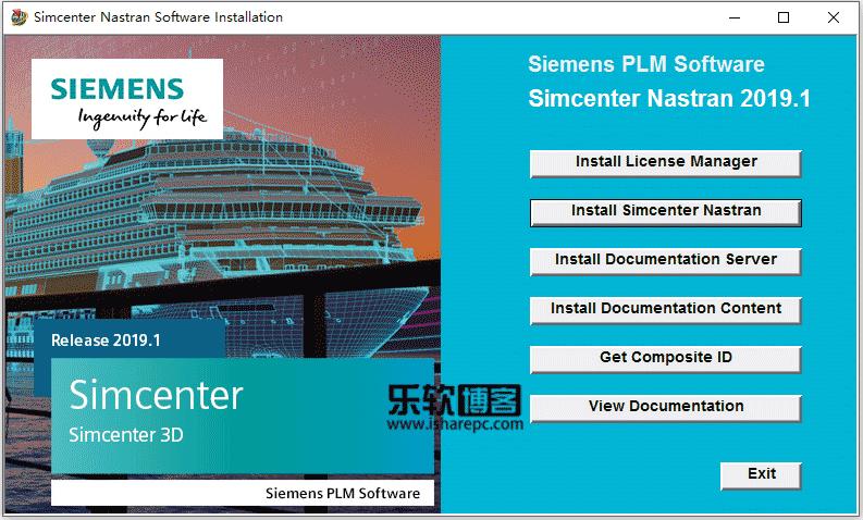 Siemens Simcenter Nastran 2019.1
