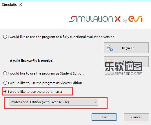 ESI ITI SimulationX 破解