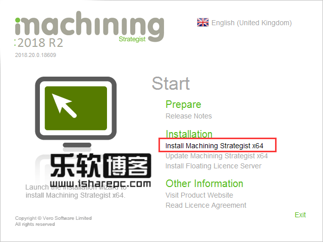 Machining Strategist 2018 R2