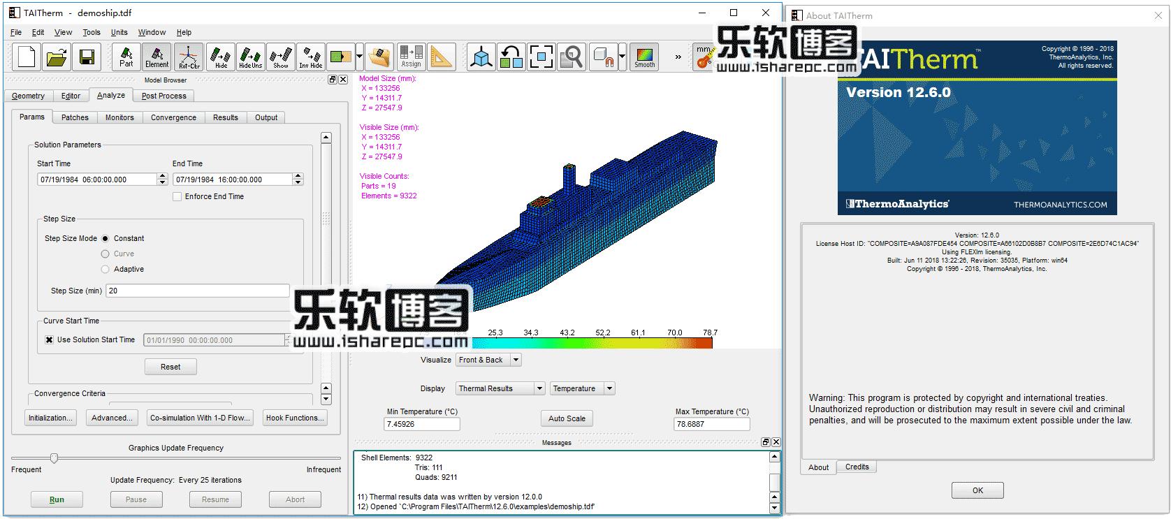 TAITherm 12.6.0破解版