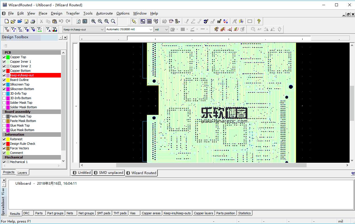 Ultiboard14.1破解