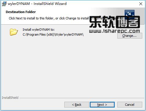 Wyler CHART / DYNAM v1.6.6.106安装