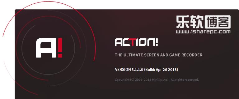 Mirillis Action! 3.1.1