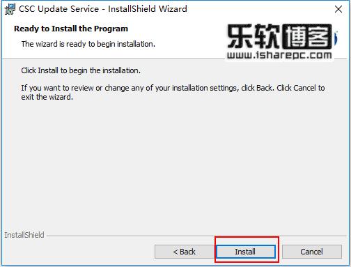 CSC ESR-GSR v4.0