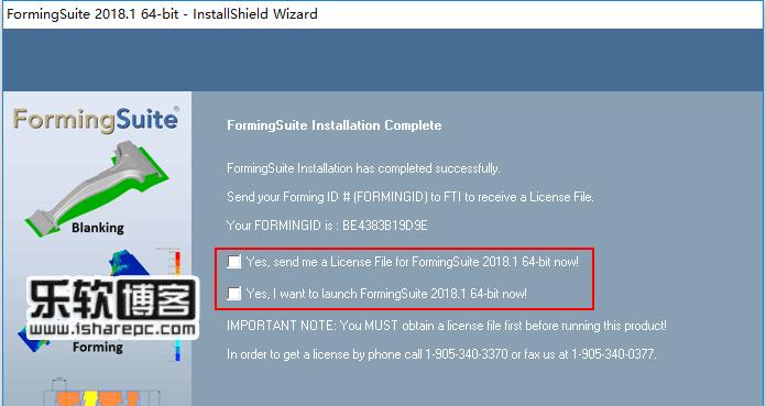 FTI FormingSuite 2018.1破解版安装