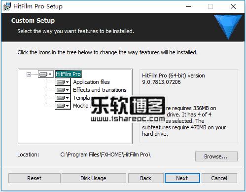 HitFilm Pro 9.0破解版安装