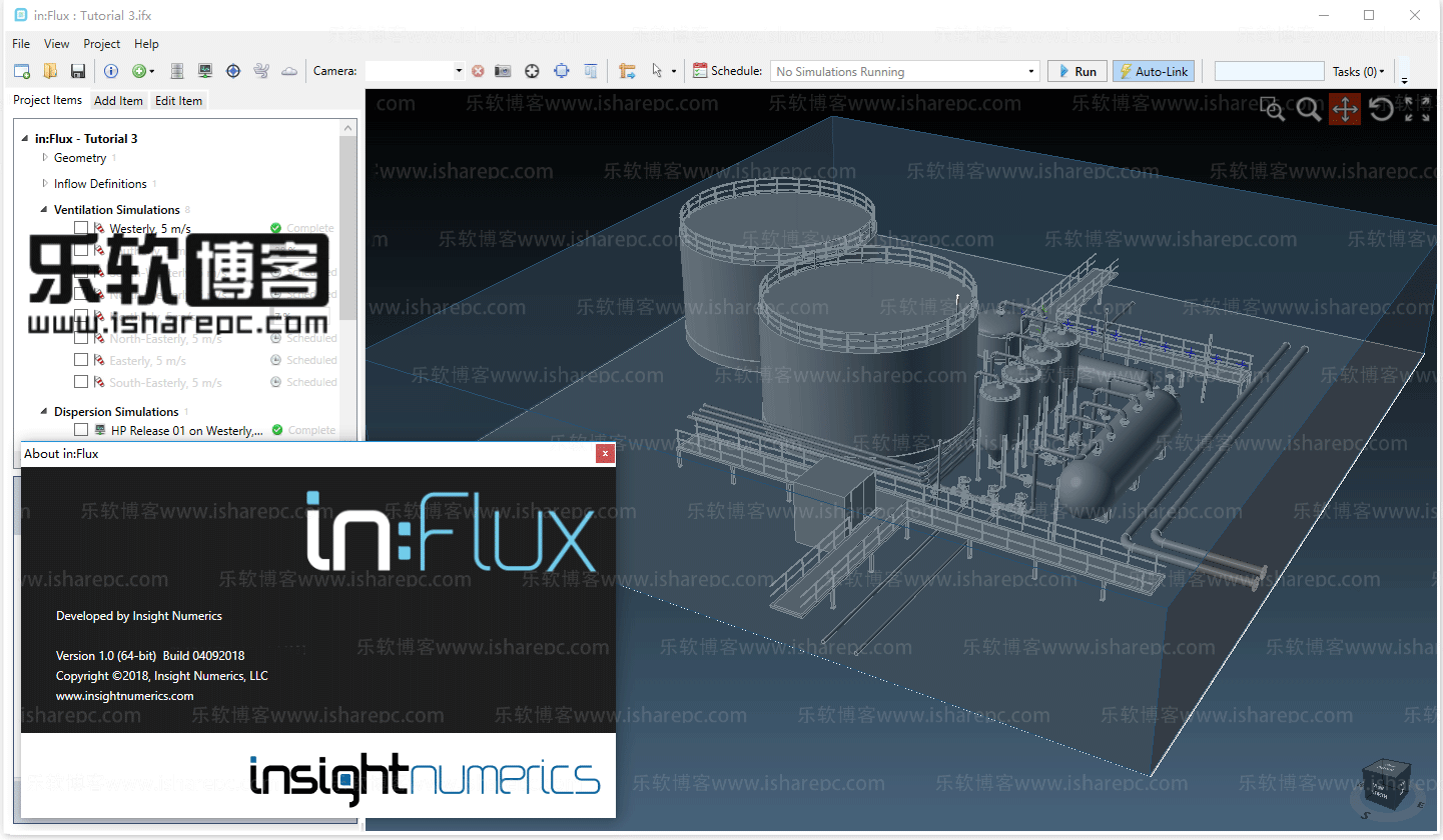 Insight Numerics in:Flux v1.0破解版